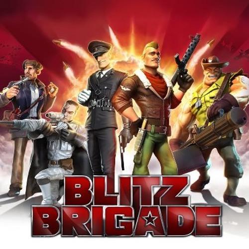"Blitz Brigade, ""flag zone"" 1"