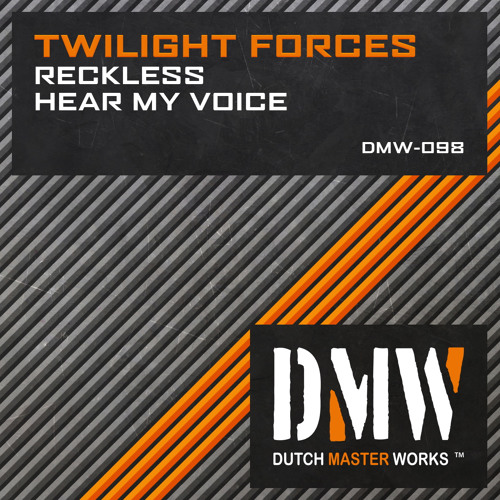 Twilight Forces - Hear My Voice