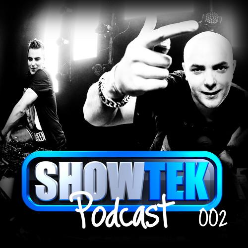 Showtek - Podcast 002 March 2013