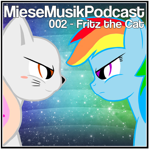 MieseMusik Podcast 002 - Fritz the Cat