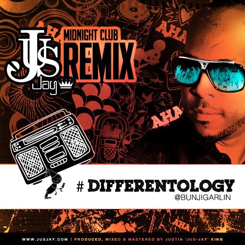 Bunji Garlin - Differentology (Jus-Jay Midnight Club Remix)