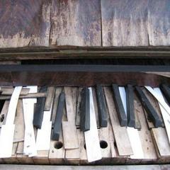 """Los Prisioneros """" Que no Destrocen tu vida"""" version Piano La Experiencia Stricnina"""