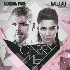 Morgan Page ft. Nadia Ali - Carry me (Dyro remix) [preview]