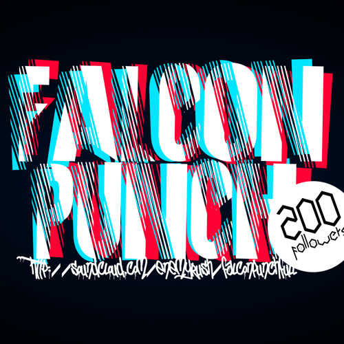 ENEMY Rush - Falcon Punch (Original Mix) [FREE DL - 200 FOLLOWERS]