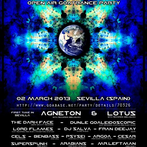 Lord Flames ψ  MIGTUOSITY 2.0 ۩۞۩ GOA TRANCE PARTY ψ  @ Sevilla # Spain