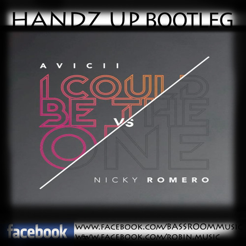 Avicii & Nicky Romero - I Could Be The One (Robin G & Bassroom Music Bootleg)