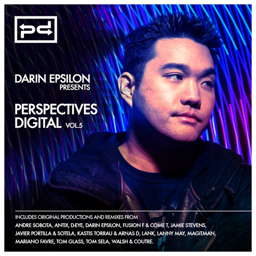 [PSDI COMP 05] Fusion F & Come T - Blue River (Darin Epsilon Remix) - [Perspectives Digital]