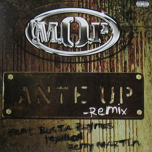 M.O.P. - Ante Up Remix (JaySkillz Transition 94-128 BPM)