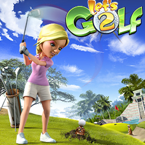 Let's Golf 2 - Intro cinematic / trailer music
