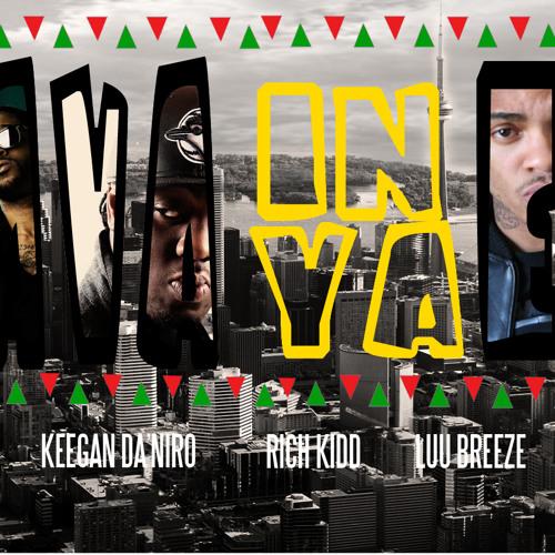 "The 6th Letter ""Flava In Ya Ear '13"" Ft. Rich Kidd, Keegan Dinero, Luu Breeze and Raz Fresco"