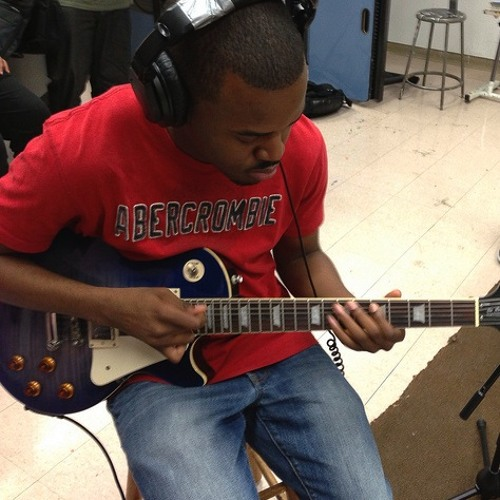Bayo Fayemi, Student - Electric Guitar