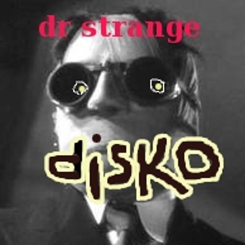 Max Abstrax - Dr. Strange Disko