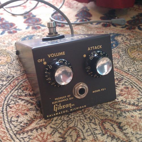 Maestro FZ-1 Fuzz-Tone
