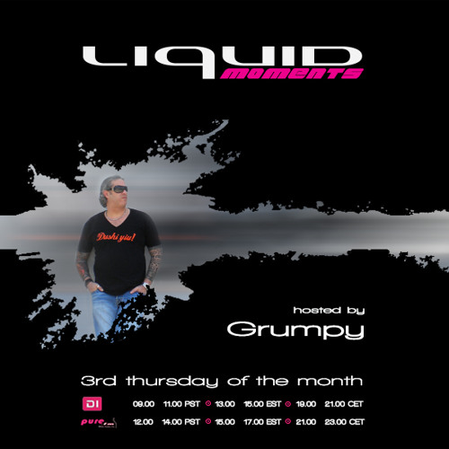 Grumpy - Liquid Moments 044 [May 16, 2013] on DI.FM & Pure.FM