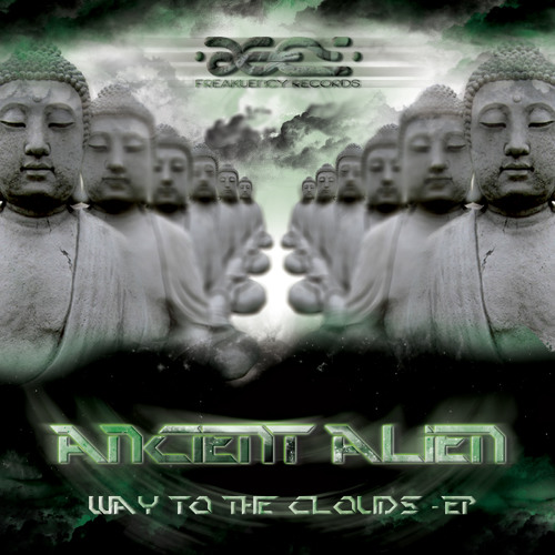 Ancient Alien - Way to the Clouds - EP Preview