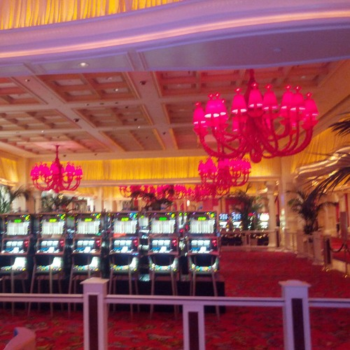 The Sound Of A Casino at Encore