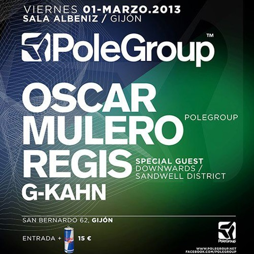 Gkahn (Warm Up Set) @ Pole Night at Albeniz - 01.03.13