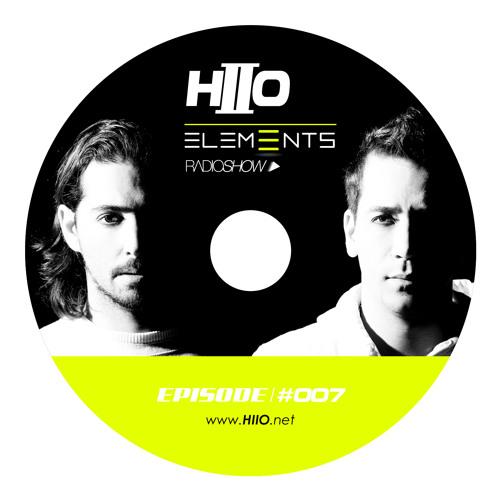 HIIO - ELEMENTS Radio Show Episode #007