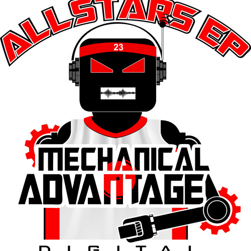 The Mechanical Advantage All-Stars E.P. MAD033 OUT NOW!