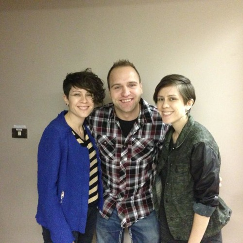 Pat Staron interviews Tegan and Sara