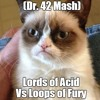 Download I Need A Show - Lords of Acid vs Loops of Fury (Dr. 42 Mash) Mp3