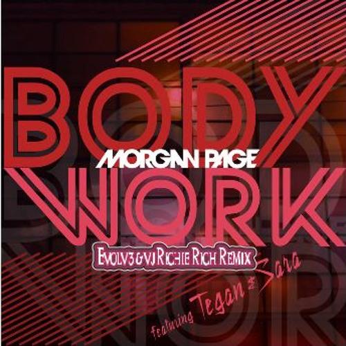 Evolv3 vs Vj. Richie Rich- Body Work Remix