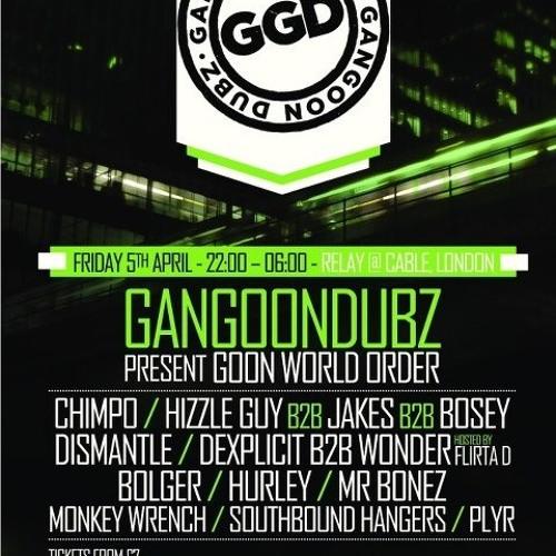 Wonder - Goonworldorder promo mix
