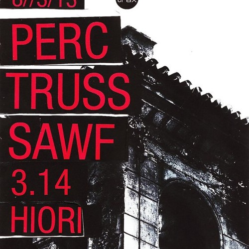 Perc vs Sawf podcast - for |BEATNIK| and Reform #006:  Perc Trax Showcase @ Six D.O.G.S. Athens