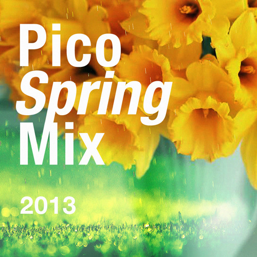 Dj pico - Spring 2013, special for Facebook fans
