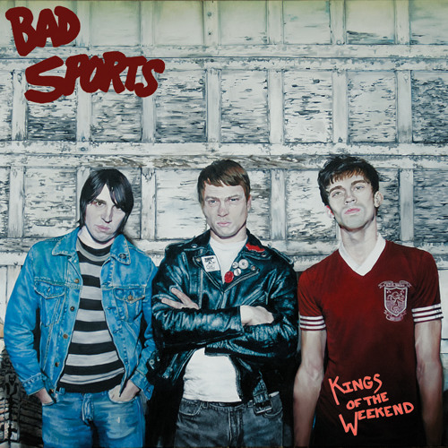 Bad Sports - Sweet Sweet Mandi