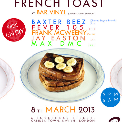 French Toast Funky Mix (RADIO RIP)
