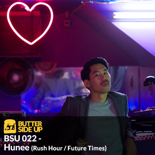 BSU 022 - Hunee (Rush Hour / Future Times)