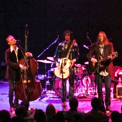 Wood Brothers - Honey Spoon (live at Bowery Ballroom)