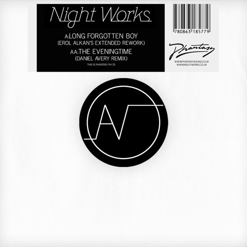 Night Works - 'Long Forgotten Boy' (Erol Alkan's Extended Rework) [PH25]