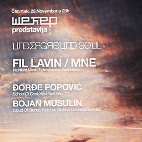 Bojan Musulin /w Đorđe Popović & Fil Lavin [Recorded @ Šećer 29.11.2012]