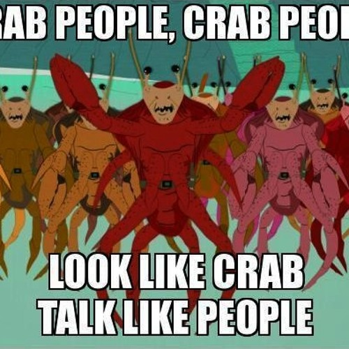 Crab Legs & Duck Sauce