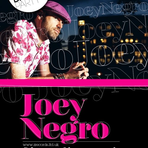 Joey Negro live @ Tea Dance Party, The Loft, Vicenza, Italy 17.02.13