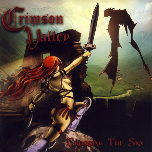 CRIMSON VALLEY - Heavy Metal Knights