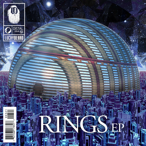 DISTAL - RINGS EP [LUCKY BEARD] {Out Mar. 26. 2013}