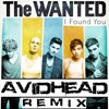 The Wanted - I Found You (Avidhead Remix)