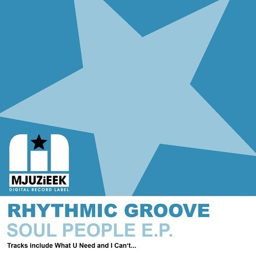RHYTHMIC GROOVE - ''I CAN'T...'' (Forthcoming on Mjuzieek Digital Records)