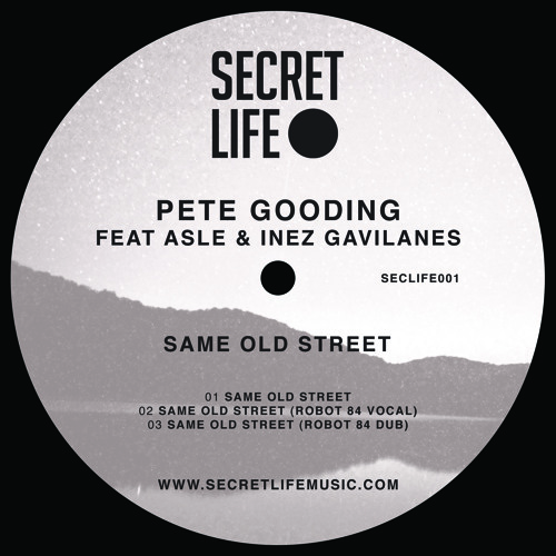 Pete Gooding feat Asle & Inez Gavilanes 'Same Old Street' (Robot 84 Vocal) (Secret Life Records)