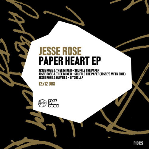 Jesse Rose & Thee Mike B - Shuffle The Paper (Original Mix)