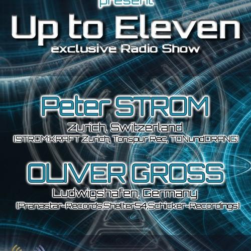 Peter STROM - Up To Eleven Radio Show @ stromkraftradio.com - exclusive Vinylset