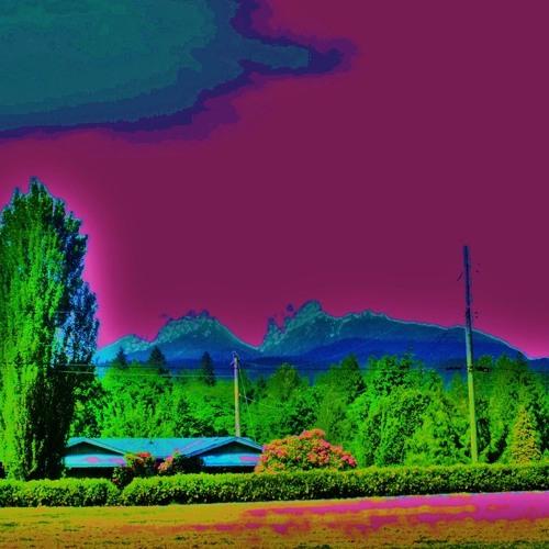 Up on acid mountain