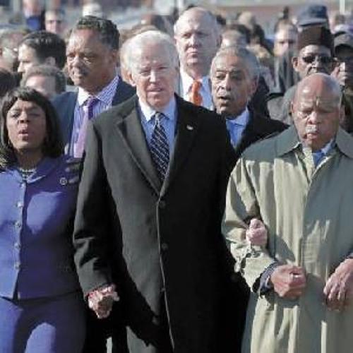"""NPR Newscast - Mar. 4, 2013 - """"Biden in Selma for Bridge Crossing"""" - TPR's Kyle Gassiott"""