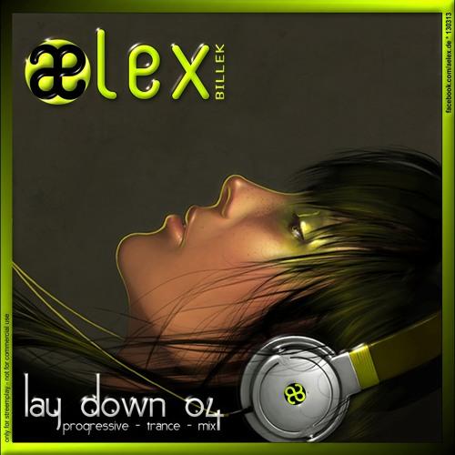 aelex - lay down 04 (mix set)