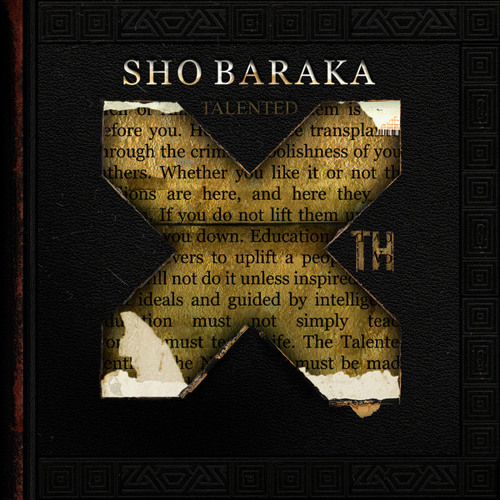 Sho Baraka - Chapter 1- Bethesda (ft. J.K. & L.I.B.E.R.T.Y)