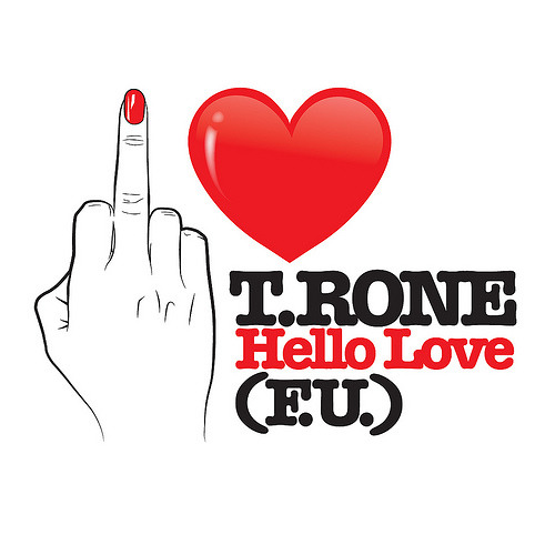 T.Rone - Hello Love ( Daknown Remix )