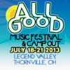 All Good Festival 2013 - Podcast #1